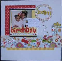 Happy Birthday Joelyn