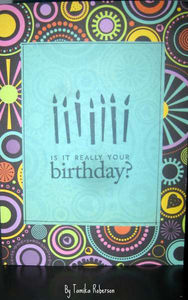 Is It Really Your birthday?