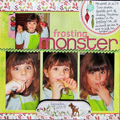 Frosting Monster