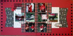 Epcot's World Showcase Christmas - Canadian Holiday Voyageurs