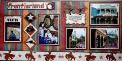 Frontierland - Disney's Magic Kingdom