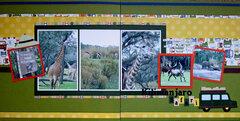 Kilimanjaro Safari - Disney's Animal Kingdom