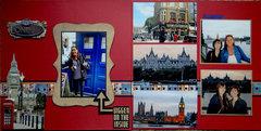 London (and Tardis!)