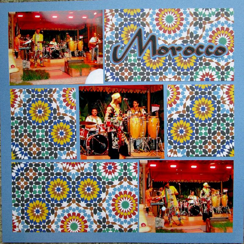 Epcot World Showcase Morocco