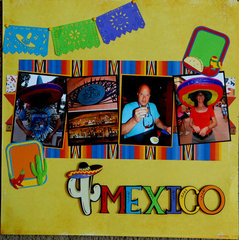 Mexico - Epcot - World Showcase