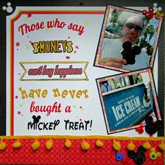 Mickey Treats