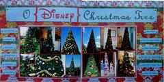 O Disney Christmas Tree