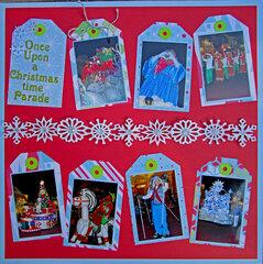 Once Upon a Christmastime Parade - Walt Disney World