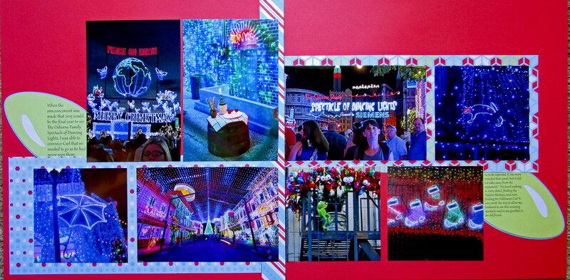 Osborne Family Spectacle of Lights - Disney Hollywood Studios