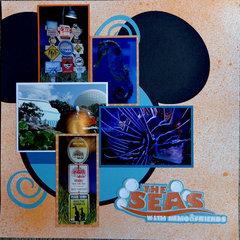 The Seas Pavilion - Epcot