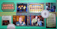 Skipper Canteen - Adventureland - Magic Kingdom