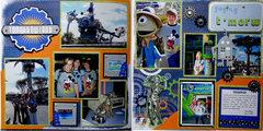 Tomorrowland Walt Disney World