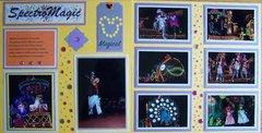 Spectromagic at Walt Disney World's Magic Kingdom