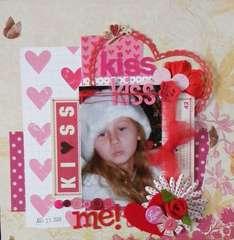 Kiss Kiss Kiss Me!