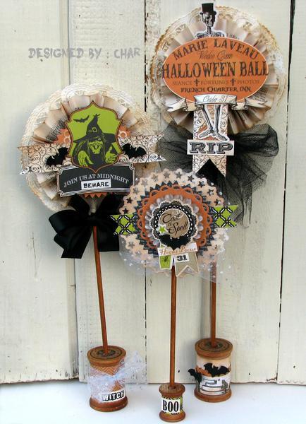 Halloween Lollies