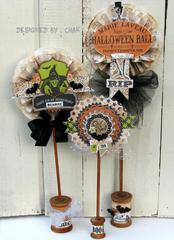 Halloween Lollies