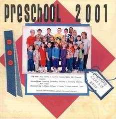 Preschool 2001