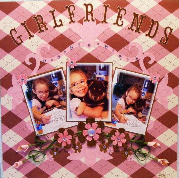 """""""Girl Friends"""""""