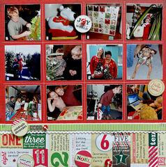 Celebrate December 2011 *Elle's Studio*