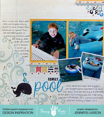 Family Pool *Fancy Pants Designs*