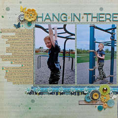 Hang In There *Autism Awareness*