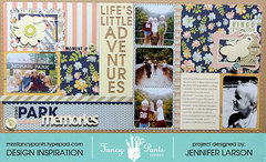 Mpls. Park Memories *Fancy Pants Designs*