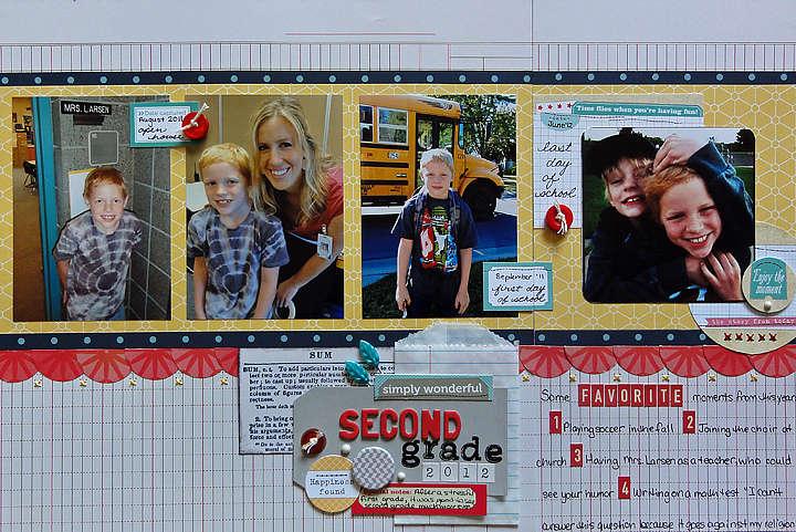 Second Grade *Elle's Studio*