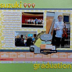 Suzuki Graduation