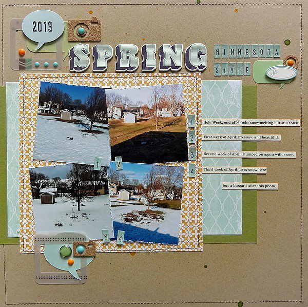 Spring Minnesota Style