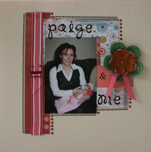 Paige & Me