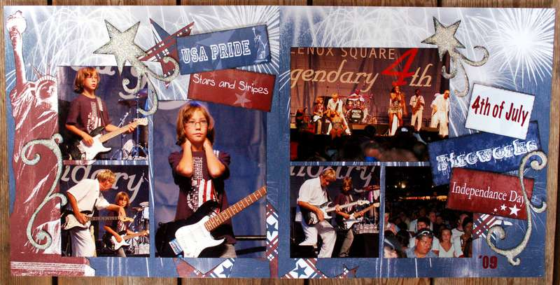 Rockin America - Rusty Pickle