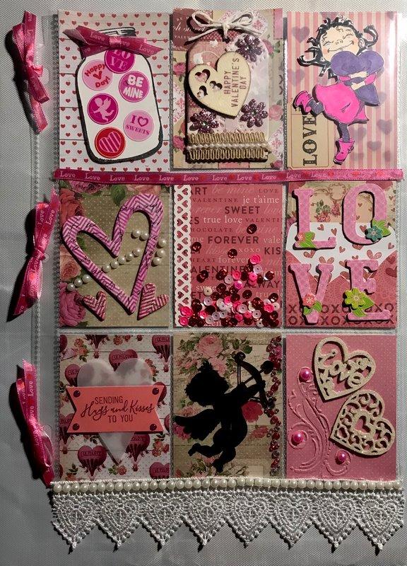 Valentine Pocket Letter