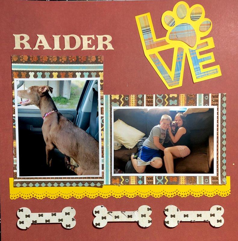 Raider Love
