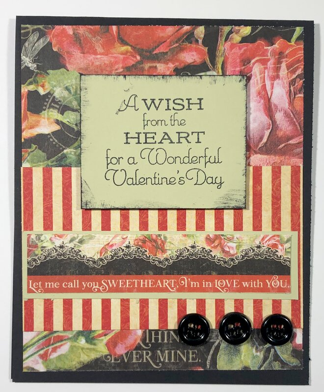 A wish from the heart for a wonderful Valentine's  Day