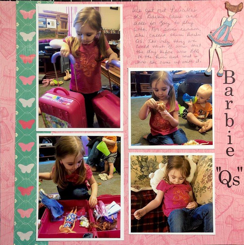 "Barbie ""Qs"""
