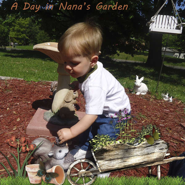 A Day in Nana's Garden