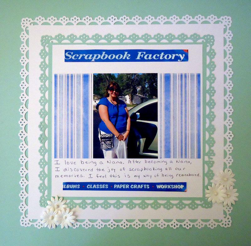 Scrapbook Factory