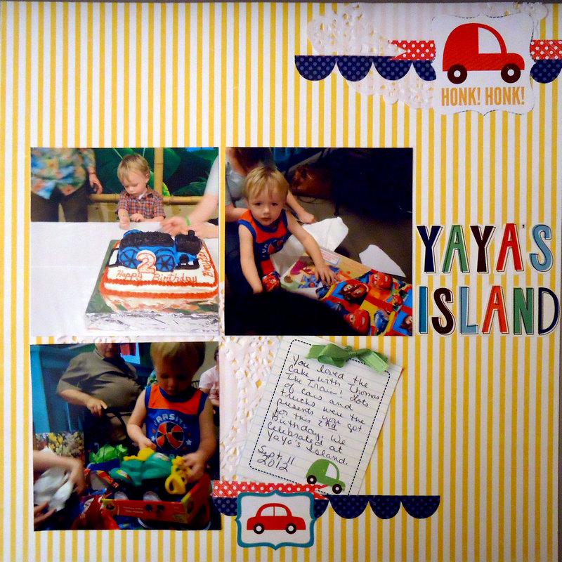 YaYa's Island