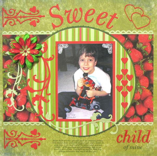 Sweet child of mine (Will)