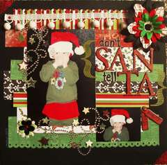 Don't Tell Santa