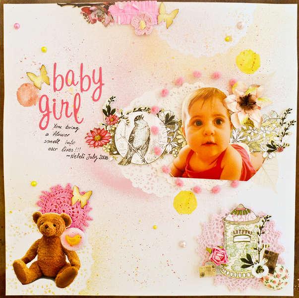 """""""Baby girl"""""""