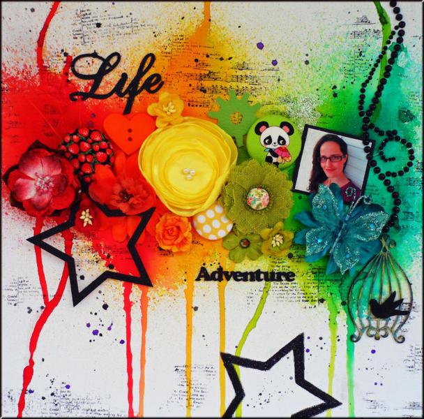 Life adventure
