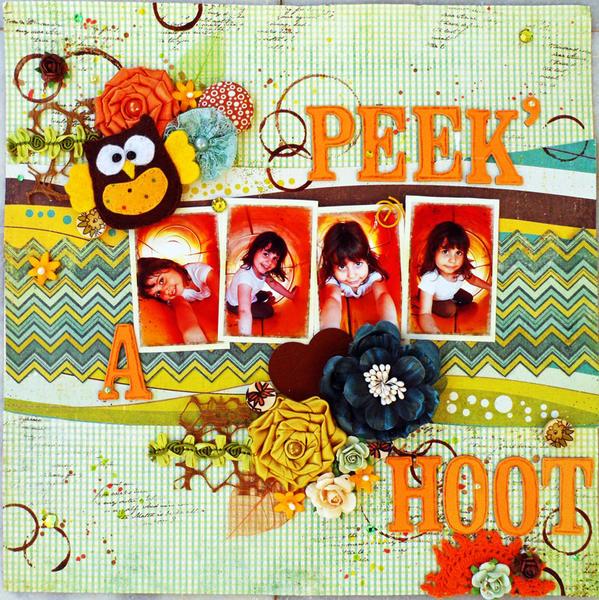 Peek-a-hoot