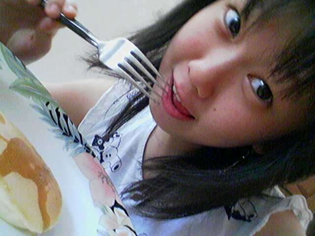 xin eat...