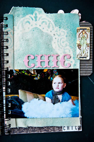 Alleys and Old Lace Mini Album