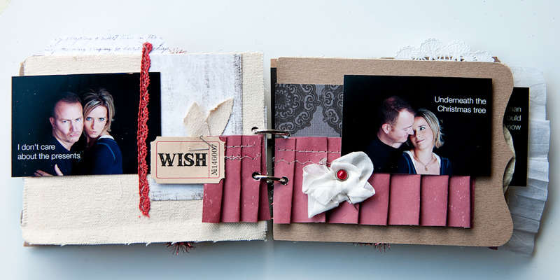 All I Want For Christmas is You - mini album (page 3)
