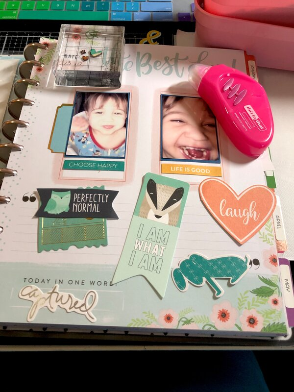 Layout in mambi planner