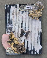 Art ATC ***Swirlydoos May Tech Kit