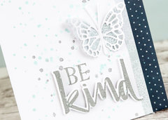 Be Kind **Video tutorial