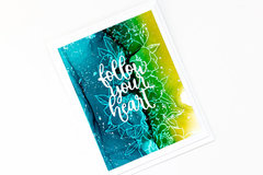 Lift-ink card Video tutorial